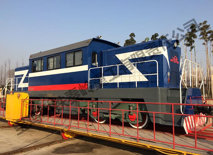 ZTYS1100 diesel locomotive (dual power)