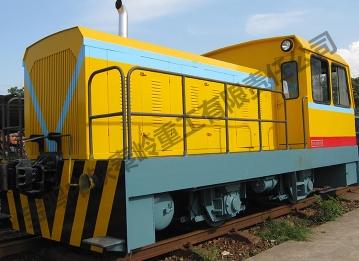 ZTY240 diesel locomotive