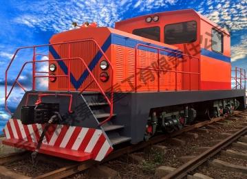 ZTY480 internal combustion locomotive