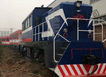 Type ZTYS1000 internal combustion locomotive (dual power)