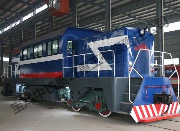 ZTYS1200 diesel locomotive (dual power)