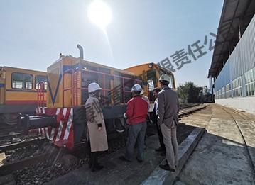 Egypt customer inspection photos