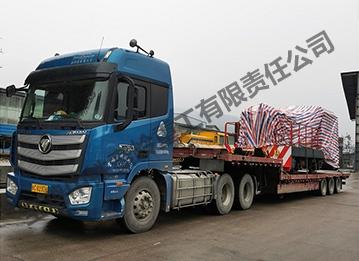 Egypt locomotive delivery